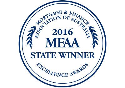MFAA Excellence Awards 2016 Winner – Best Newcomer