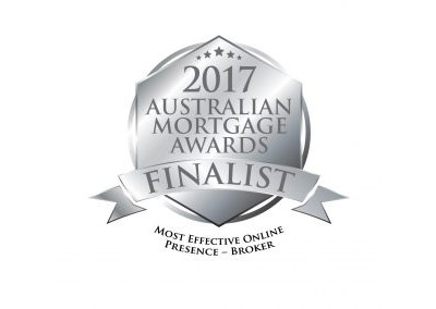 Australian Mortgage Awards (AMA) 2017 Finalist – Most Effective On-line Presence