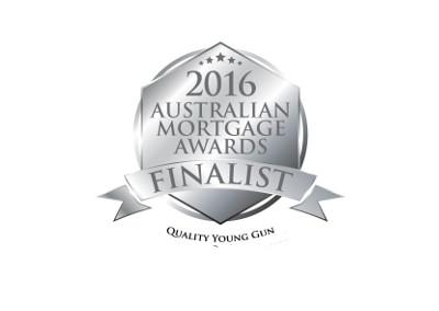 Australian Mortgage Awards (AMA) 2016 Finalist – Quality Young Gun