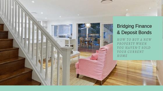 Bridging Finance & Deposit Bonds