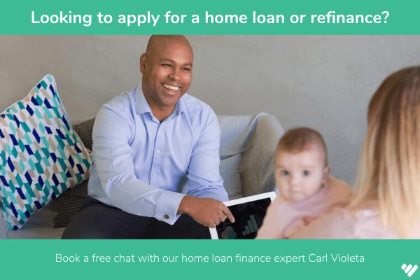 book home loan consultation with Carl Violeta